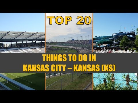 TOP 20 Things to do in Kansas City KS | Places to Visit