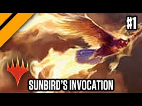 MTGA - Monday Madness - Each Deck w/ 3+ Sunbird's Invocation!