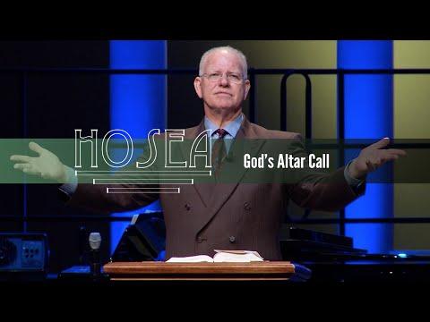God's Altar Call