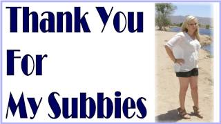 You Tube Thank You From BlueFox Thumbnail