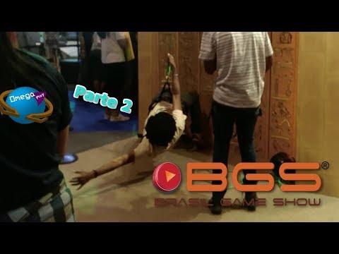 BGS (2018): A Maior Feira de VídeoGames da América Latina - Omega Play