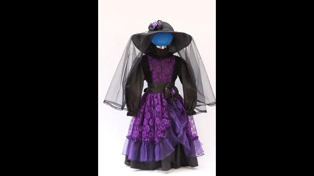 Como Hacer Disfraz De Catrina Clase 116