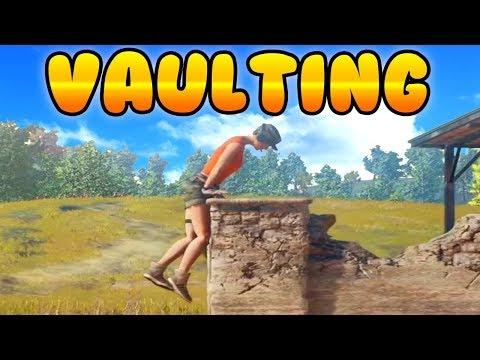 ⭐ NEW PUBG Vaulting And Climbing Update! ⭐ PlayerUnknowns Battlegrounds GAMEPLAY