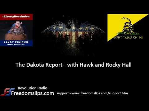 The Dakota report with Rocky Hall #NODAPL