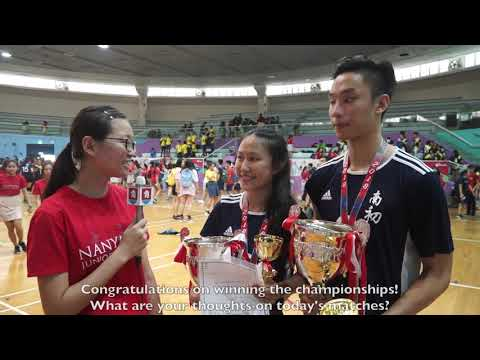 2018 National Inter-School Volleyball Championship A Division Finals