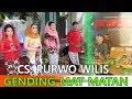 CS. PURWO WILIS Terbaru 2018, Nglaras Gending Mat Matan ( Uyon-uyon ) Full Video