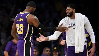 Lakers Vs Spurs Full Game Highlights ( Nov 3,2019-2020 )