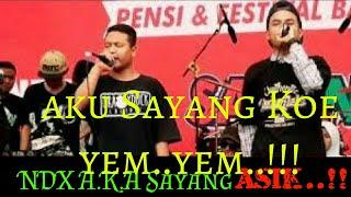 NDX A K A Sayang (hip-hop)
