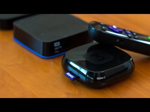Tested: Roku 3 Streaming Media Player Review