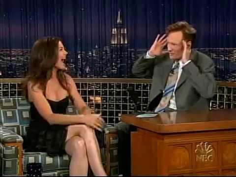 Conan O'Brien 'Katie Holmes 9/23/04