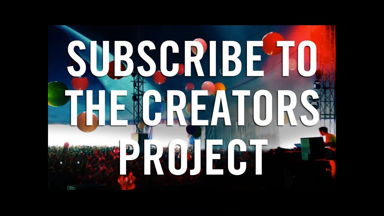 The Creators Project: An Arts Channel from VICE