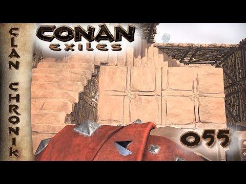 Conan Exiles | CLAN Chronik EP55: Leichte Höhenangst...so ab dem 80. Stock!
