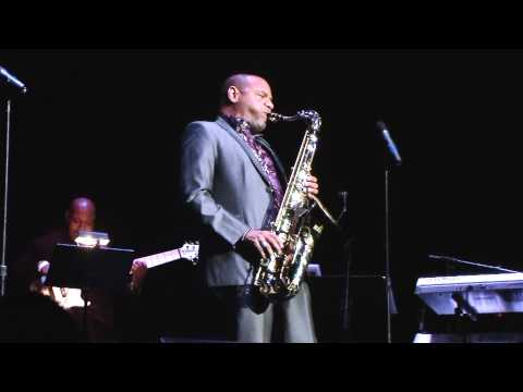 Kirk Whalum - Ascension - Benefit Concert - The Chicago Regal Theater