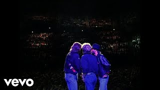 Bee Gees - One For All Tour Live In Australia 1989 - Extended Trailer