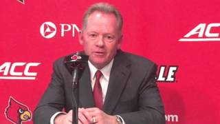 Petrino: Signing Day Opening statement