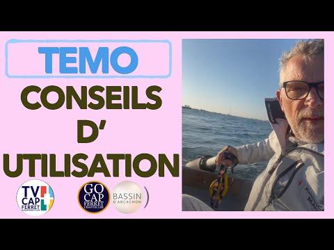 TEMO-450 16 Les Conseils d'utilisation avec son annexe de bateau Cap Ferret