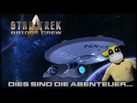 Star Trek: Bridge Crew – Dies sind die Abenteuer…  [ deutsch 🐄 gameplay 🐄 VR – Rift ]