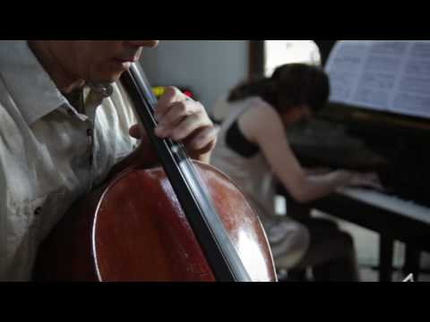 Dvořák - Humoresque, Op. 101, No. 7 for Cello and Piano
