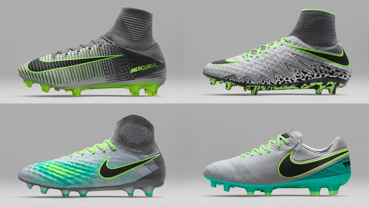 87f0c1c6a203 Nike Elite Pack Football Boots - YouTube
