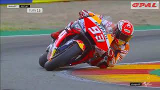 Full Race MotoGP Aragon 2019 (HD)