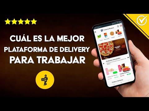 Cuál es Mejor para Trabajar Glovo, Rappi, Deliveroo, Uber Eats, Pedidos Ya o Just Eat
