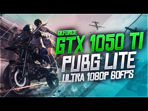 PUBG lite PC Ultra Graphics settings Gameplay i5-9400F + GeForce GTX 1050TI (60FPS)