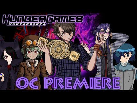 First OC Title Defense   Danganronpa Hunger Games: OC Premiere