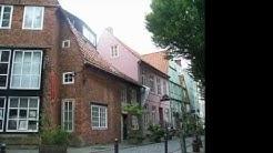Das Bremer Schnoor Viertel