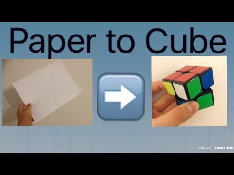 How to Make a Paper 2x2