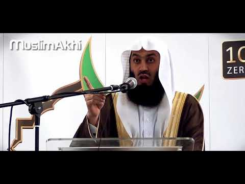 Small Steps Towards A Big Change | Mufti Ismail Menk