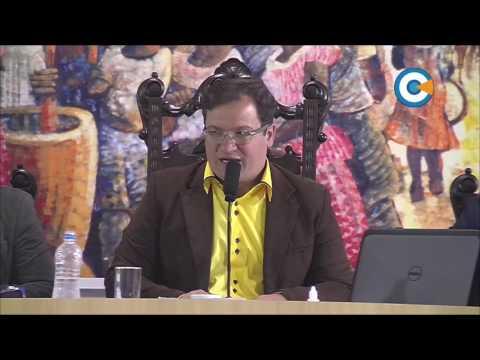 12ª Sessão Ordinária da Câmara Municipal de Taubaté - 24/4/2017