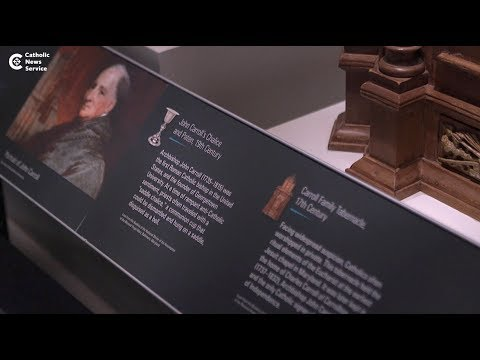 Exhibit shows rich American Catholic history