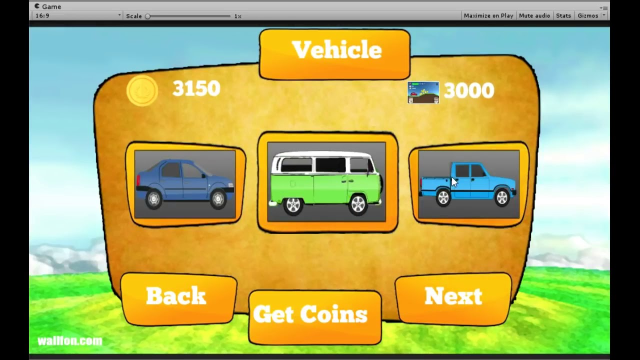 Hill climb truck racing: 2 revenue & download estimates.