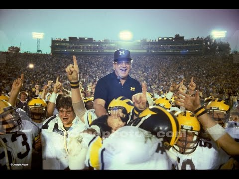 1981 Rose Bowl #5 Michigan vs. #16 Washington