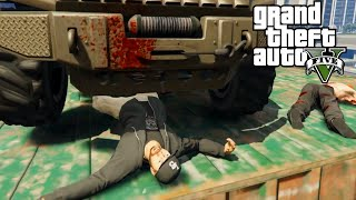 GTA 5 Online PC | RPGS VS INSURGENTS | HOT AND BOTHERED