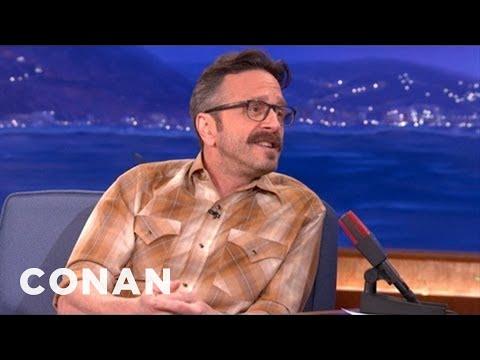 Marc Maron Isn't Attracting Age-Appropriate Women - CONAN on TBS