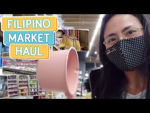 VISITED A FILIPINO STORE (I'M SO HAPPY!) – Alapag Family Fun