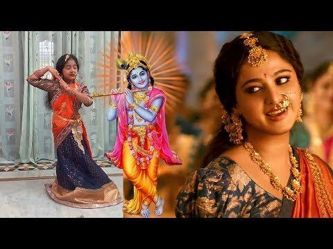Soja Zara | Baahubali 2 The Conclusion | Junior Anushka & Lord Krishna | Madhushree |M.M