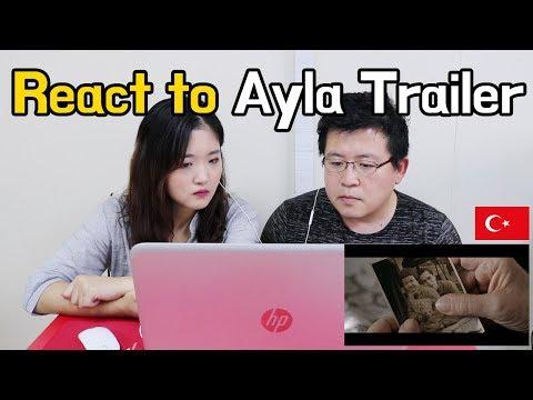 Koreans react to AYLA the movie trailer / Hoontamin