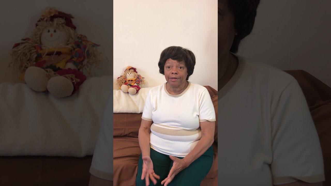 Julia D Testimonial