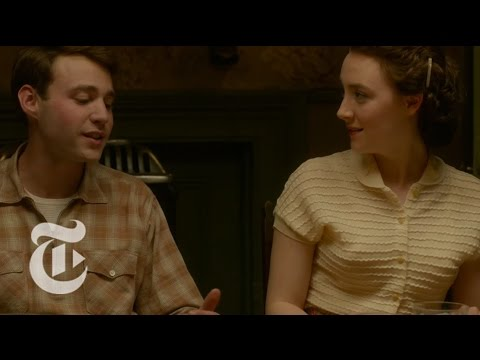 'Brooklyn' | Anatomy of a Scene w/ Director John Crowley | The New York Times