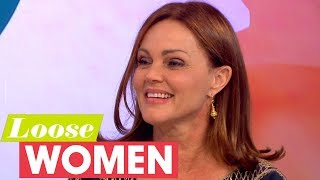 belinda carlisle shares how she handled her addiction loose women