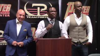 JOE CORTEZ JOINS PORTER PROMOTIONS - KENNY PORTER & CORTEZ EXPLAIN THE LINK UP