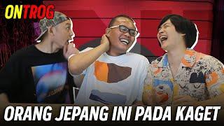 KOMEDIAN JEPANG INI BETAH DI INDONESIA