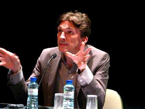 Nicolas Bourriaud at Gulbenkian (CAM, Lisbon)