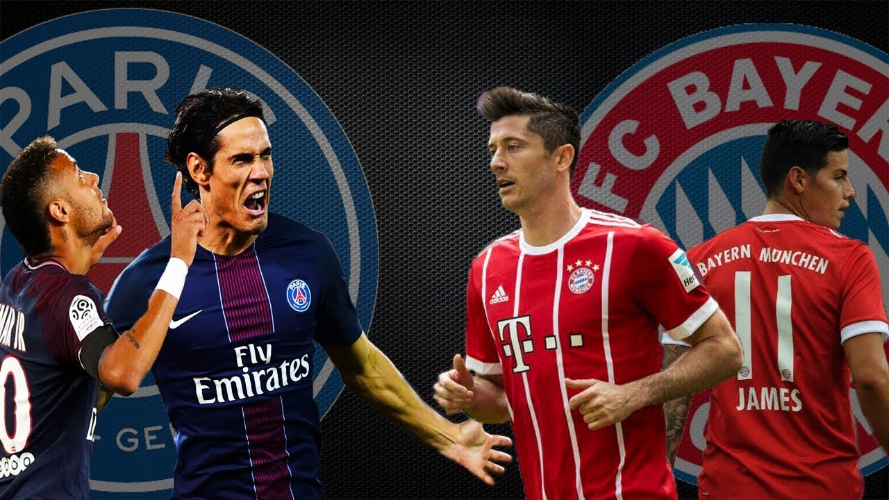 Bayern Munich Vs Psg Ucl   Promo Hd