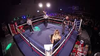 Dundee Ultra White Collar Boxing Conor Ross VS Ian Crighton