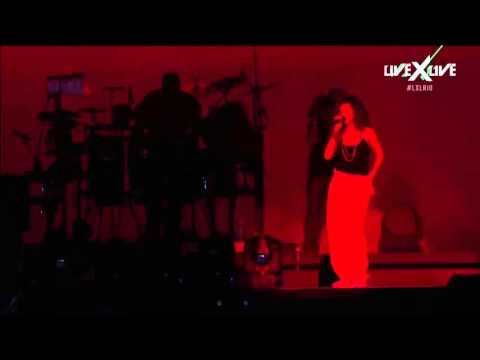 Rihanna - Take Care Live At Rock in Rio 2015 - HD