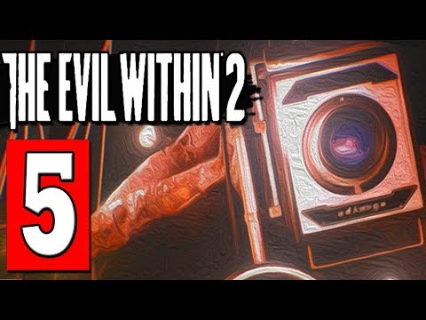 THE EVIL WITHIN 2 Walkthrough Part 5: CHAPTER 5 LYING IN WAITING / BOSS