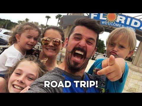 Family road trip to Fort Walton Beach, Florida | Part 1